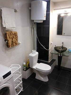 Cozy apartment near Politekhnichnyi Instytut metro station, Due Camere, 011