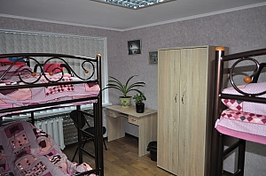 A bed in a shared female room in Bait hostel, Monolocale, 002