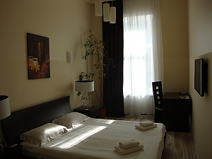 Apartment in the center of Odessa, Monolocale, 002