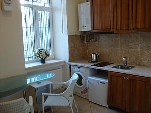 Apartment in the center of Odessa, Studio, 005
