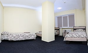 Room in a mini-hotel near railway station, Monolocale, 001