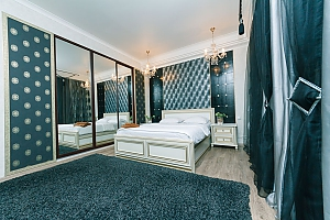 Apartment in the center of Kiev, Un chambre, 002