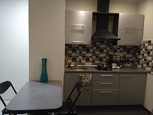 Studio apartment near the Embassy of the United States, Zweizimmerwohnung, 004