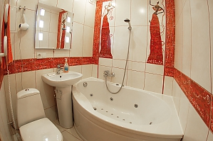 Apartment with Jacuzzi, Monolocale, 018