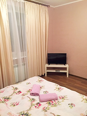 Spacious apartment in residential complex Smile, One Bedroom, 004