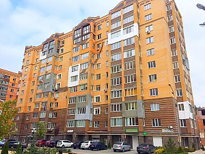 Spacious apartment in residential complex Smile, One Bedroom, 022