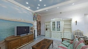 Люкс апартаменти на Льва Толстого, 4-кімнатна, 002