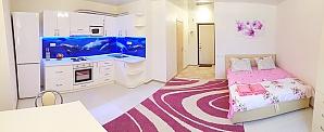 Шикарні апартаменти, 1-кімнатна, 002