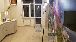 Purple apartment in the heart of Odessa, 2-кімнатна, 003