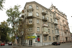 Designer apartment in the historical center of Kiev, One Bedroom, 013