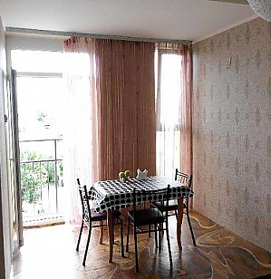 Apartment in residential complex Comfort Town, Monolocale, 011