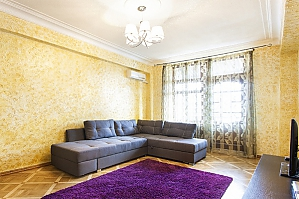 Apartment in the center of Kiev, Two Bedroom, 004