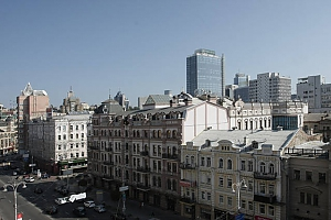 Apartment in the center of Kiev, Two Bedroom, 008