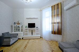 Ексклюзивна дизайнерська квартира в 400 м від Майдану, 1-кімнатна, 003
