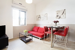 Bright apartment, Monolocale, 004