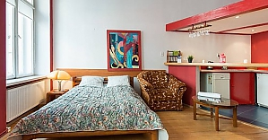 Apartment in the center of Krakow, Un chambre, 003