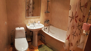 Apartment near Palats Sportu metro station, One Bedroom, 004