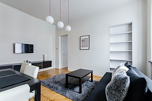 Modern apartment near railway station (1213), Un chambre, 003