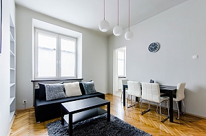 Modern apartment near railway station (1213), Un chambre, 001