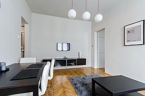Modern apartment near railway station (1213), Un chambre, 004