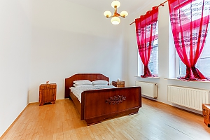 Sunny apartment in Krakow (1312), Two Bedroom, 002