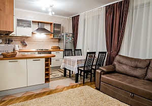 Luxury apartment in the city center, One Bedroom, 001