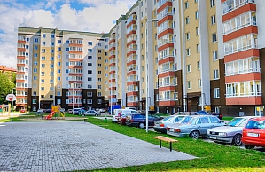 Apartment in Kaliningrad close to the center, One Bedroom, 022