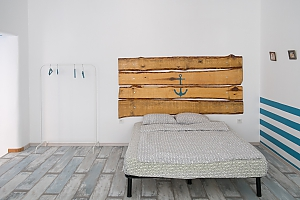 The flat of Kostya the sailor, Studio, 002