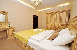 Luxury apartment in Pechersk district of Kyiv, Un chambre, 001