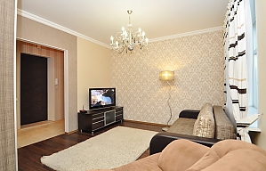 Luxury apartment in Pechersk district of Kyiv, Un chambre, 004