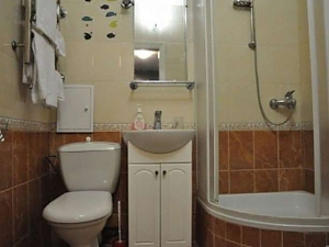 Good apartment in Kiev, Zweizimmerwohnung, 003
