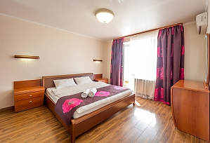 Luxury apartment in the center of Kyiv, Un chambre, 001