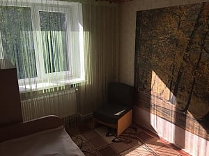 Wohnung im Zentrum, Zweizimmerwohnung, 002