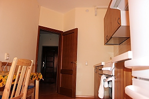 Apartment in a new building in Saint Petersburg, Studio, 003