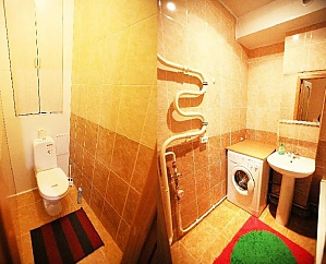 Inexpensive apartment at Pionerskaya metro station, Studio, 003