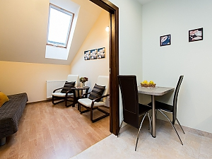 Cozy apartment, Dreizimmerwohnung, 003