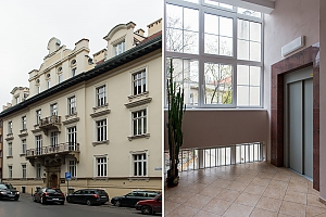 Very cozy apartment in the center of the city, Vierzimmerwohnung, 020