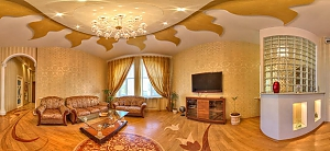 Absolutely chic apartment in Kharkov city center, Two Bedroom, 028