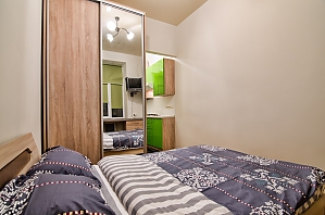 Stylish studio apartment, Studio, 002