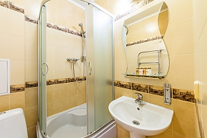 Studio apartment in Holosiivskyi district of Kyiv, Monolocale, 005