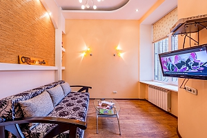 Business-class apartment in Shevchenkivskyi district, One Bedroom, 002