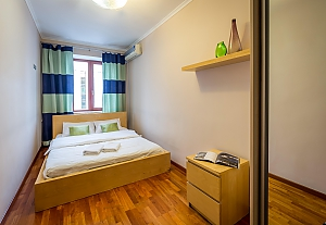 Business-class apartment, Un chambre, 001