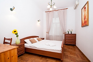 Business-class apartment in Kiev, One Bedroom, 001