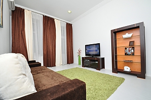 Business-class apartment in the center of Kyiv, Zweizimmerwohnung, 002
