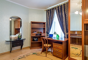 Pretty apartment in the city center, Dreizimmerwohnung, 004