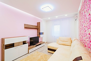 VIP apartment for 4 people, Un chambre, 001