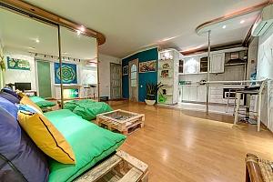 Excellent apartment near Lvivska square, Zweizimmerwohnung, 002