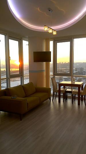 Нова сучасна квартира преміум класу, 2-кімнатна, 001
