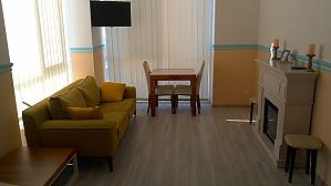 Нова сучасна квартира преміум класу, 2-кімнатна, 002