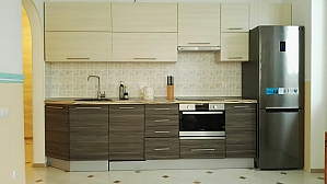 Нова сучасна квартира преміум класу, 2-кімнатна, 004